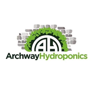 Archway Hydroponics logo - Megapot supplier