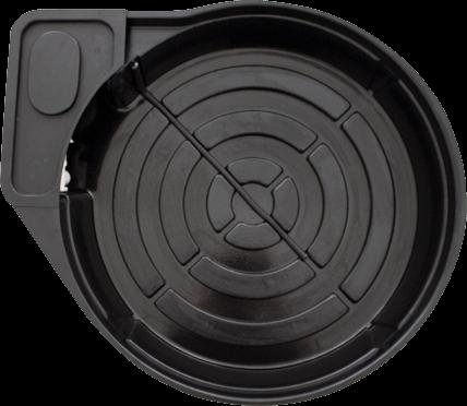 Mega Pot Top With Valve Cover