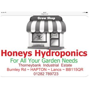 Honeys Hydroponics - MegaPot Stockist